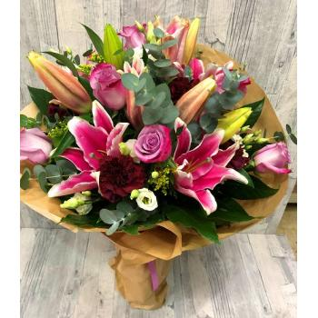 Bouquet colorful XXL