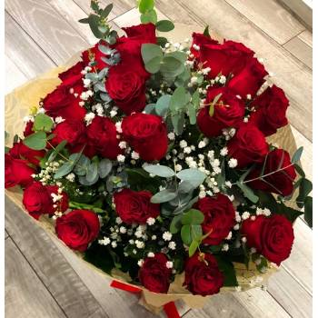 Bouquet XL  31 red roses