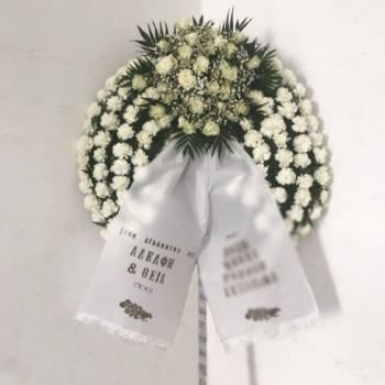 Funeral arrangement normal